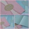 55037 การ์ดแต่งงานสี่เหลี่ยมจัตุรัส มี 2 สีให้เลือกครับ