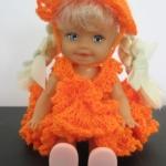 ตุ๊กตาโครเชต์ (ตั้งโชว์)(Crochet doll)