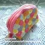 กระเป๋าสตางค์ ขนาดยาว13ซม.สูง10ซม. #055-022
