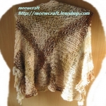 ผ้าคลุมไหล่ขนแกะ (Wool scraf)