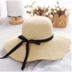 หมวกสาน หมวกเที่ยวทะเล