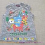 เสื้อแขนกุด SPUNKY KIDS size80