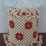 กล่องกระดาษลูกปัด รหัสBx011