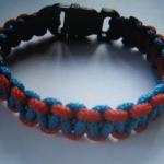 สร้อยข้อมือเชือกร่มเล็ก(Small paracord bracelet)
