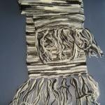 ผ้าพันคอไหมพรม(Yarn scarf)