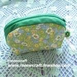 กระเป๋าสตางค์ ขนาดยาว13ซม.สูง10ซม. #055-024