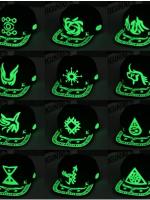 หมวกเรืองแสง EXO