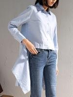 เสื้อเชิ้ตผู้หญิง เสื้อแฟชั่นอินเทรนด์