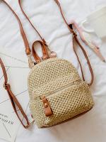 กระเป๋าสานเก๋ๆ กระเป๋าสานสวยๆน่ารัก