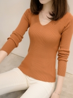 เสื้อไหมพรม ช่วงอกไซส์ S-85/M-90/L-95/XL-100เซนติเมตร ลักษณะผ้ายืดหยุ่นได้