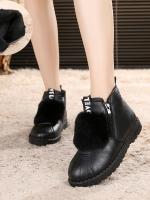 รองเท้าผู้หญิงแฟชั่นเกาหลี รองเท้าหุ้มส้น มีไซส์35 36 37 3839