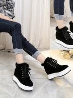รองเท้าผู้หญิงแฟชั่นเกาหลี รองเท้าหุ้มส้น มีไซส์35 36 37 38 592