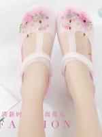 รองเท้าแฟชั่นเกาหลี ส้นเตารีด