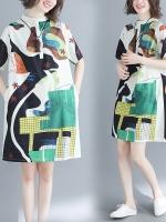 JY25904#เสื้อOversizeสไตล์เกาหลี เสื้อโอเวอร์ไซส์แต่งลายแนวๆ อก*100ซม.ขึ้นไปประมาณ40-42นิ้วขึ้น