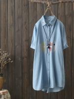 เสื้อเชิ้ตตัวใหญ่ไซส์เดียว อก 100เซนติเมตรขึ้นไปหรือประมาณ40-42นิ้ว