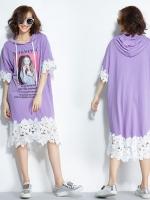 JY25920#เสื้อOversizeสไตล์เกาหลี เสื้อโอเวอร์ไซส์แต่งลายแนวๆ อก*100ซม.ขึ้นไปประมาณ40-42นิ้วขึ้น
