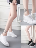 รองเท้าผู้หญิงแฟชั่นเกาหลี รองเท้าหุ้มส้น มีไซส์35 36 37 38 594