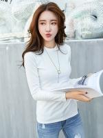 เสื้อแฟชั่นน่ารัก ๆ สไตล์เกาหลีคอตตอนลูกไม้