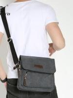 กระเป๋าแฟชั่นผู้ชาย กระเป๋าถือ