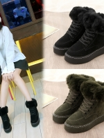 รองเท้าผู้หญิงแฟชั่นเกาหลี รองเท้าหุ้มส้น มีไซส์35 36 37 38 593
