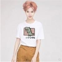 เสื้อยืดวัยรุ่นเกาหลี