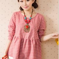 เสื้อสไตล์ญี่ปุ่น Mori Girl,CUTE ZEN