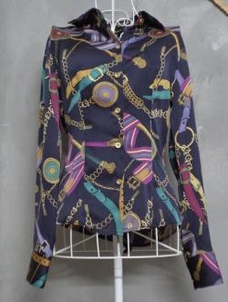 เสื้อเชิ้ตทำงานผู้หญิง GALFIT