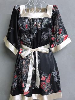 เสื้อแฟชั่นสไตล์ญี่ปุ่น
