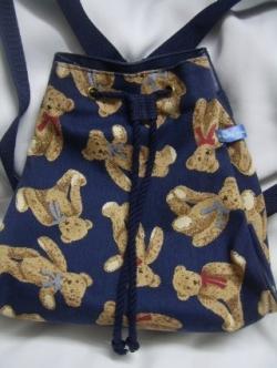 กระเป๋าเป้ Holly's Bear