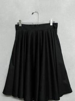 กระโปรงสีดำ BLANC ไซส์ M