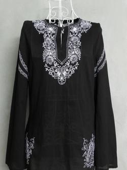 เสื้อ JASPAL สีดำ ไซส์ M