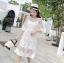 JY21881#เสื้อแฟชั่นสไตล์เกาหลีแบบเรียบหรู thumbnail 1