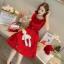 JY21874#เสื้อแฟชั่นสไตล์เกาหลีแบบเรียบหรู thumbnail 1