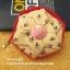 """กระเป๋าสตางค์ 6 แฉกแบบ 2 สี ขนาด 3.7"""" #099-065 thumbnail 2"""