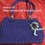 กระเป๋าถือเชือกร่ม รหัสPB014 ก้นกระเป๋า 9x27ซม. สูง 20ซม. thumbnail 6