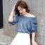 JY21927#เสื้อเชิ้ตแบบสวยๆ thumbnail 1