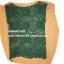 เสื้อโครเชต์ #33-004 รอบอก64ซม.ยาว44ซม.วงแขน30ซม. thumbnail 1
