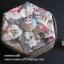 """กระเป๋าสตางค์ 6 แฉกแบบ 2 สี ขนาด 3.7"""" #099-102 thumbnail 1"""