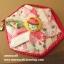 """กระเป๋าสตางค์ 6 แฉกแบบ 2 สี ขนาด 3.7"""" #099-080 thumbnail 3"""
