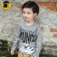 เสื้อผ้าเด็ก เลื่อนดูรายละเอียดสินค้า สอบถามสี ขนาดLINE:preorderdd thumbnail 1