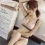 เสื้อชั้นในสตรี บรา ยกทรง มีไซส์ คัพ70B; 75B; 80B; 85B; 70A; 75A; 80A; 75C; 80C; 85C; 90C; 70C *สอบถามสต็อกLINE:@preorderpc*ลายน่ารัก thumbnail 1