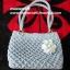 กระเป๋าถือเชือกร่ม รหัสPB020 ก้นกระเป๋า 11x 24ซม. สูง 22ซม. thumbnail 1