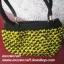 กระเป๋าถือเชือกร่มสตอเบอรี่ รหัสPB007 ก้นกระเป๋า 8.5x24ซม. สูง 22ซม. thumbnail 1
