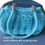กระเป๋าถือเชือกร่ม รหัสPB008 ก้นกระเป๋า 9x26ซม. สูง 21ซม. thumbnail 1