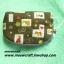 กระเป๋าสตางค์ ขนาดยาว13ซม.สูง10ซม. #055-015 thumbnail 5