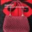 กระเป๋าถือเชือกร่ม รหัสPB021 ก้นกระเป๋า 9x 24ซม. สูง 22ซม. thumbnail 8