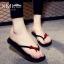 รองเท้าแฟชั่น รองเท้าแตะ รองเท้ามัฟฟิน High-heeled fashion outer wear sandals thumbnail 1