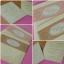 CG334 การ์ดแต่งงานแบบพับ แนววินเทจ มี 2 สี (น้ำตาล,ชมพู) thumbnail 1