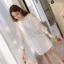 JY21871#เสื้อแฟชั่นสไตล์เกาหลีแบบเรียบหรู thumbnail 1