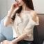 เสื้อเชิ้ตชีฟอง ลายสวยๆมีSIZE: M L XL และ2XL thumbnail 1